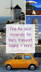 vacation planning travel resources