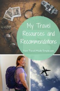 Travel resources and recommendations