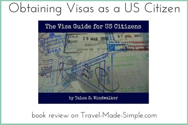Obtaining Visas as a US Citizen