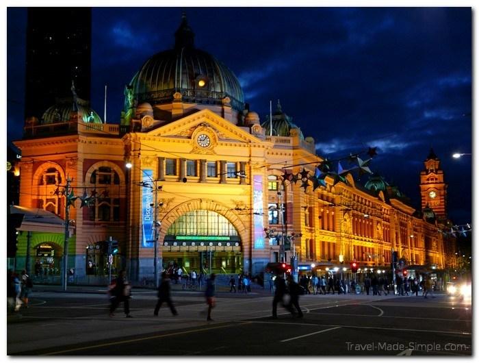 planning Australia transportation