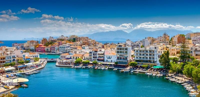 Crete one week in Greece itinerary