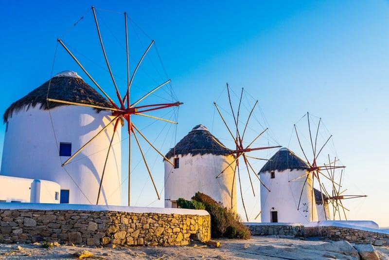 Mykonos one week in Greece itinerary