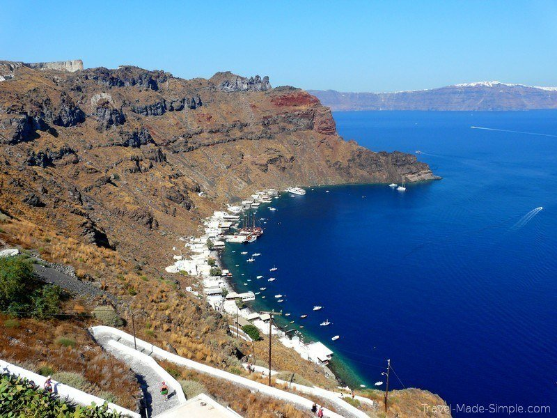 a week in Greece itinerary islands
