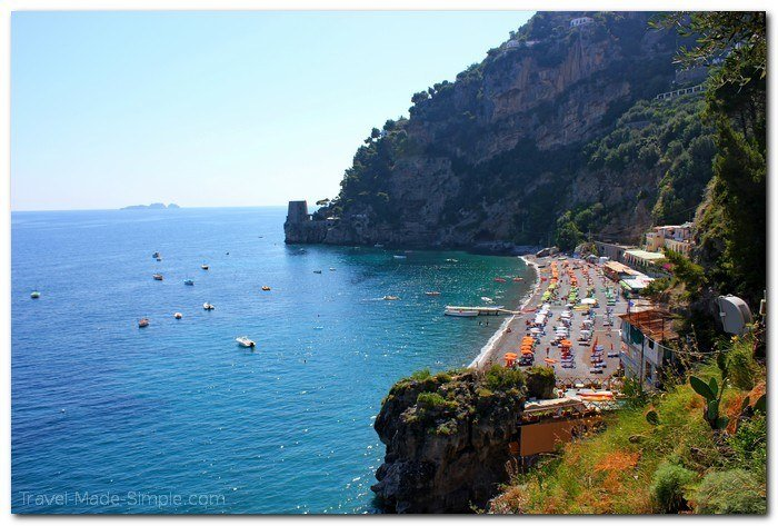 where to go on the Amalfi Coast, Italy itinerary