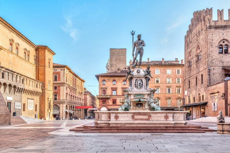 Bologna one week in Italy itinerary