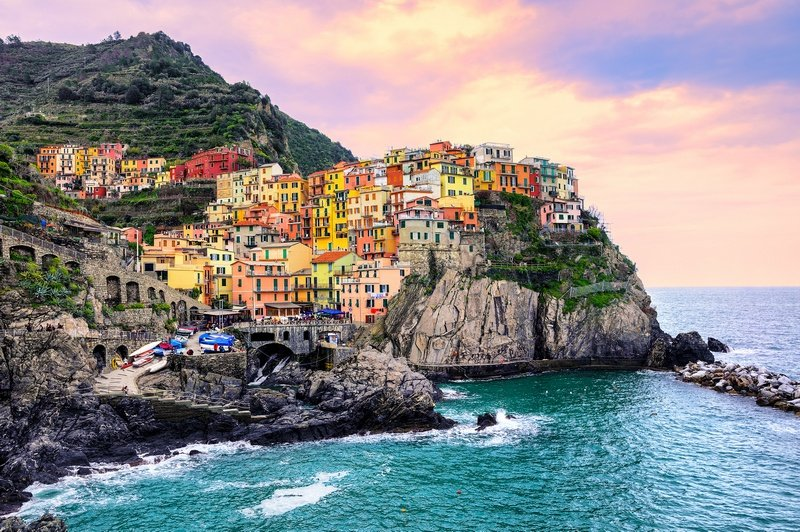 Cinque Terre one week in Italy itinerary