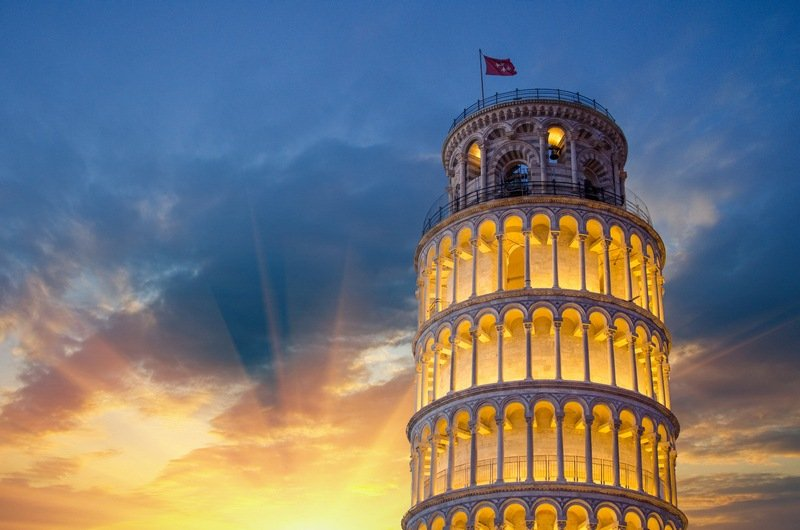 Pisa one week in Italy itinerary