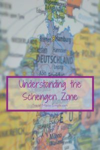 The Schengen zone in Europe can be confusing, but here's all the info you need to know before traveling to the Schengen countries on your next vacation. #europe #schengenzone #traveltips #travelplanning