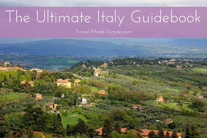 The Ultimate Italy Guidebook is Finally Here