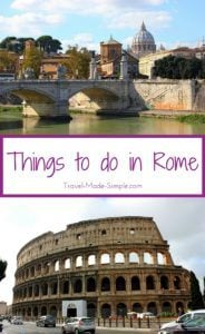3 days in Rome isn't enough to see everything the city has to offer but it's enough to get a taste of the city. Here is an itinerary of things to do in Rome.