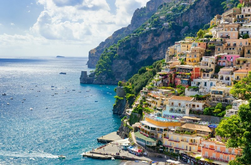 how to visit the Amalfi Coast Italy