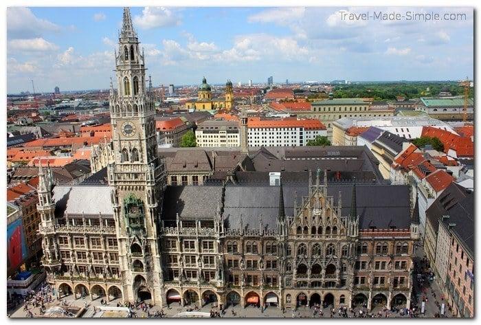 Germany itinerary