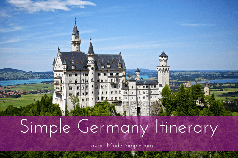 Planning Your Germany Itinerary: 4 Days, a Week, or Longer