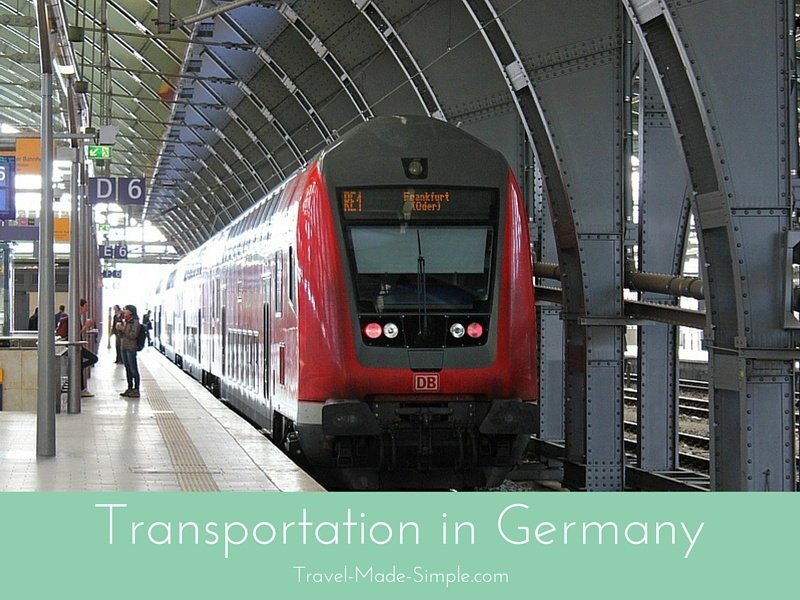Transportation in Germany