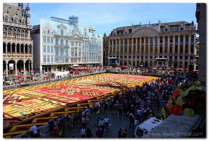 Brussels city break