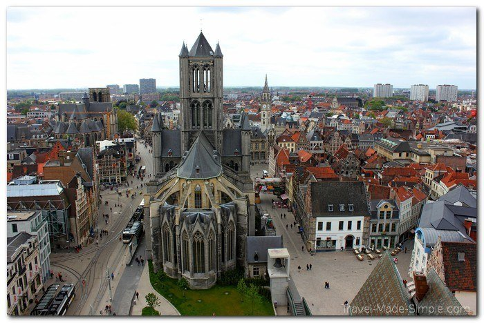 Brussels day trips