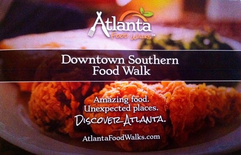 Atlanta Food Walks Review