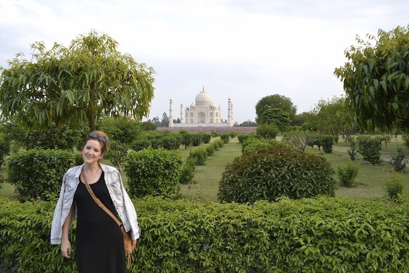 Intrepid northern India tour review - Taj Mahal
