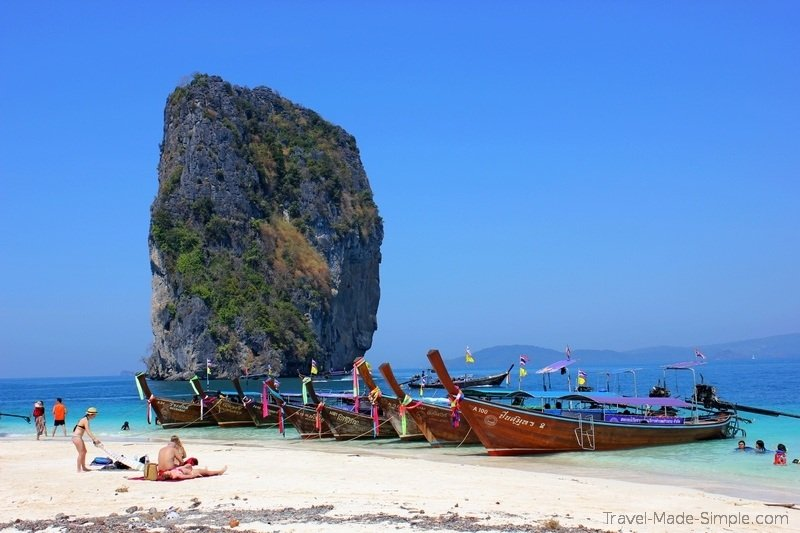 Thailand 4 Islands Tour review