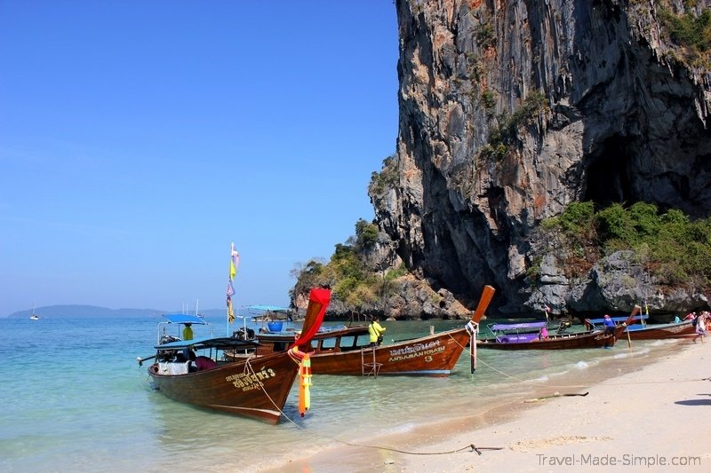 Krabi, Thailand 4 Islands Tour Review