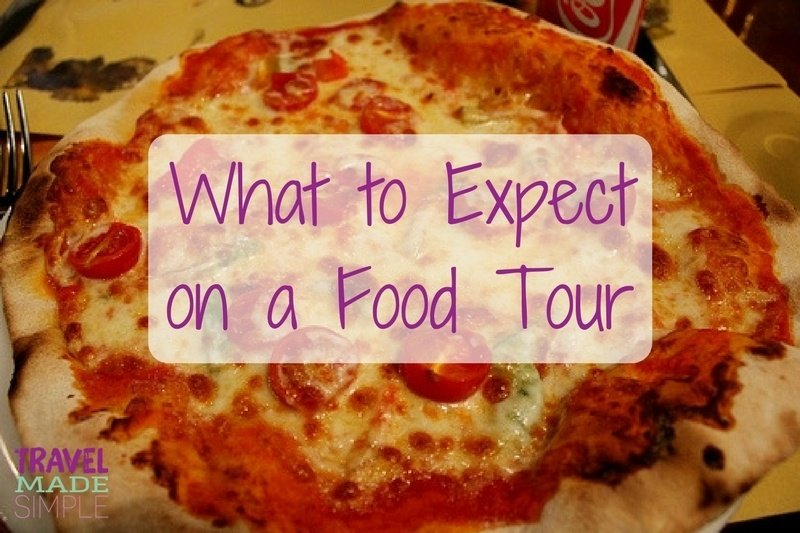 What to Expect on a Food Tour