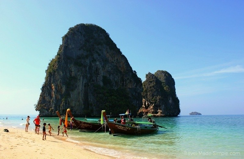 4 islands Krabi tour review