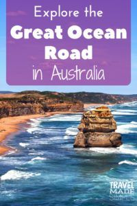 Taking a Great Ocean Road tour in Australia was one of the best decisions I made. It was worth it to have someone else drive so I could concentrate on the scenery, and the guide had tons of interesting info to share with us. #australia #melbourne #greatoceanroad