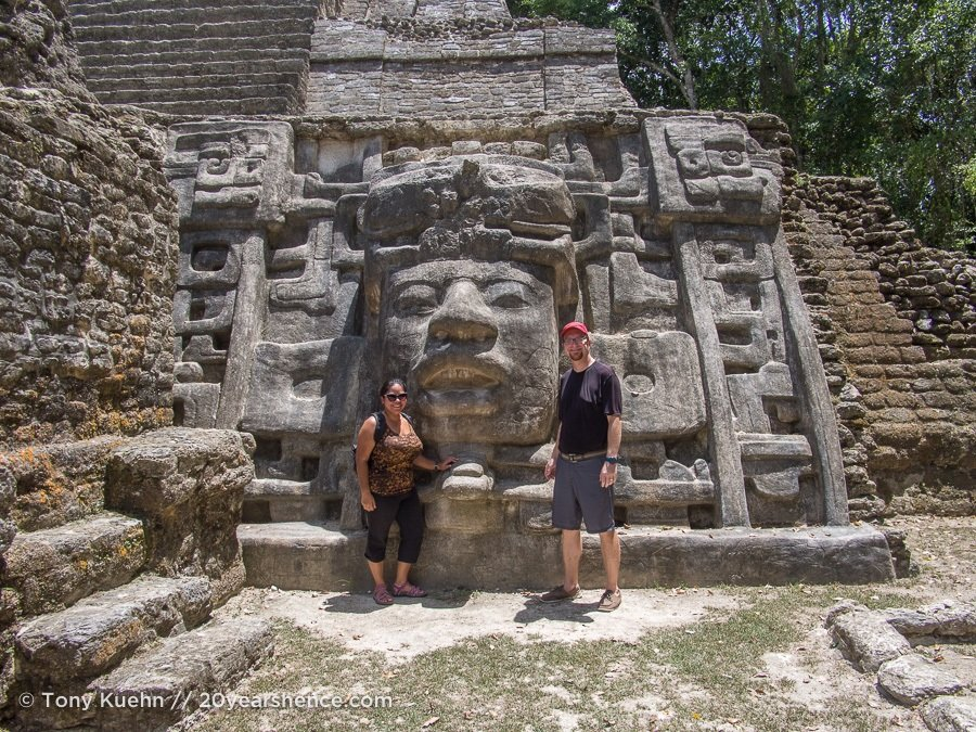Lamanai Mayan Ruins, Belize tour review
