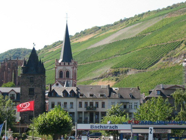 Bacharach - 1 Week Itinerary in the Rhine Valley Germany