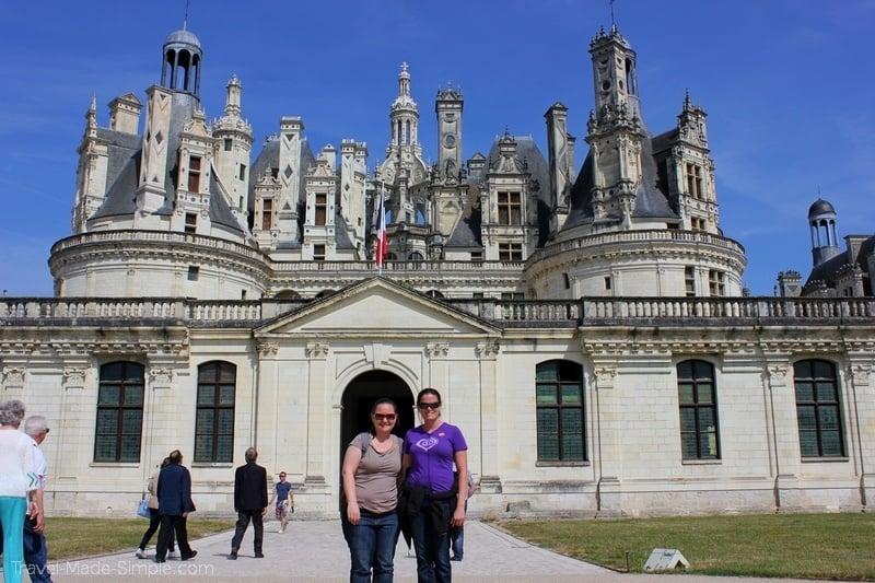 chateau tours - Loire Valley France