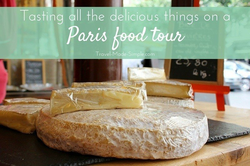 why you should take a Paris food tour