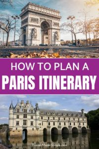 Do you dream of seeing the Eiffel Tower in person? Paris is at the top of many travel wishlists, and for good reason. Check out our 1 week itinerary in Paris to guide you through the vacation of a lifetime. | how to plan a trip to Paris | planning a trip to Paris | 1 week in Paris | Paris tourist attractions #paris #france #parisitinerary #paristravelplanning #travelplanning