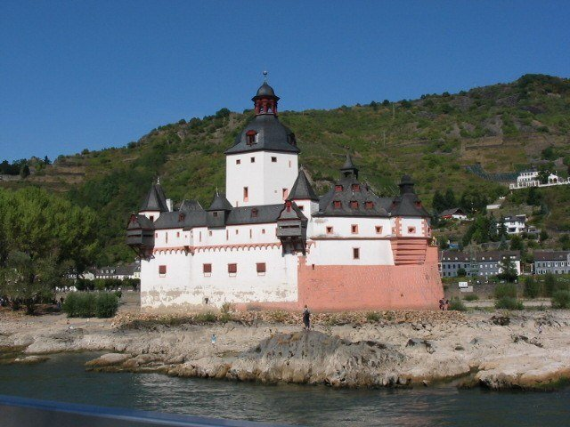 Pfalzgrafenstein - 1 Week Itinerary in the Rhine Valley