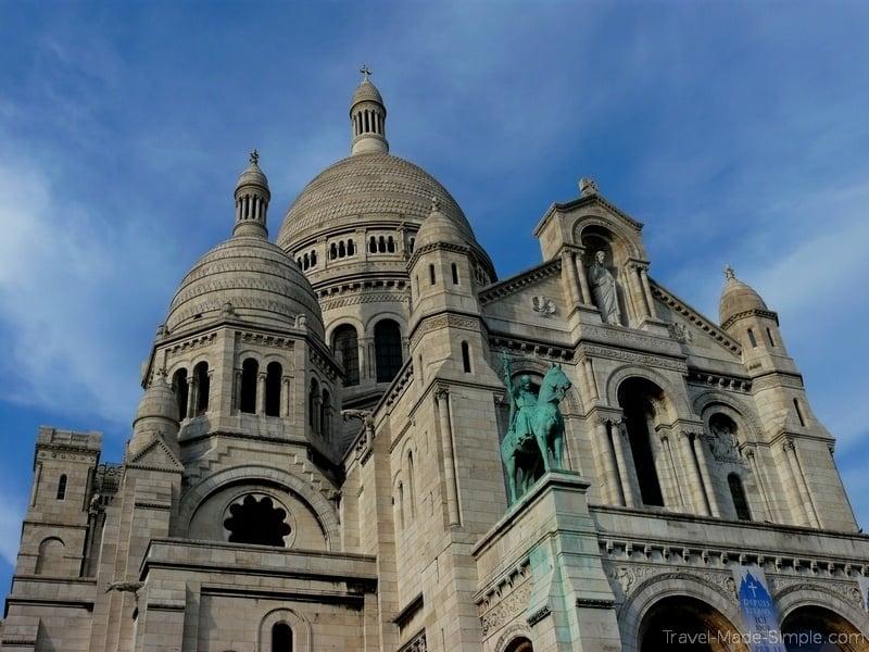 a week in Paris Montmarte