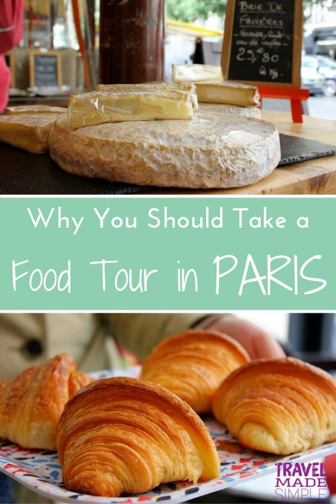Paris food tour review