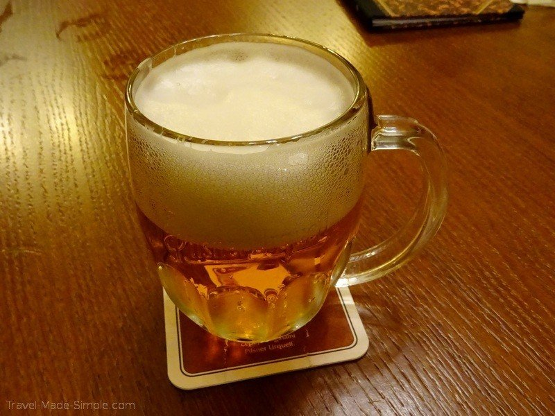 Prague craft beer tour review