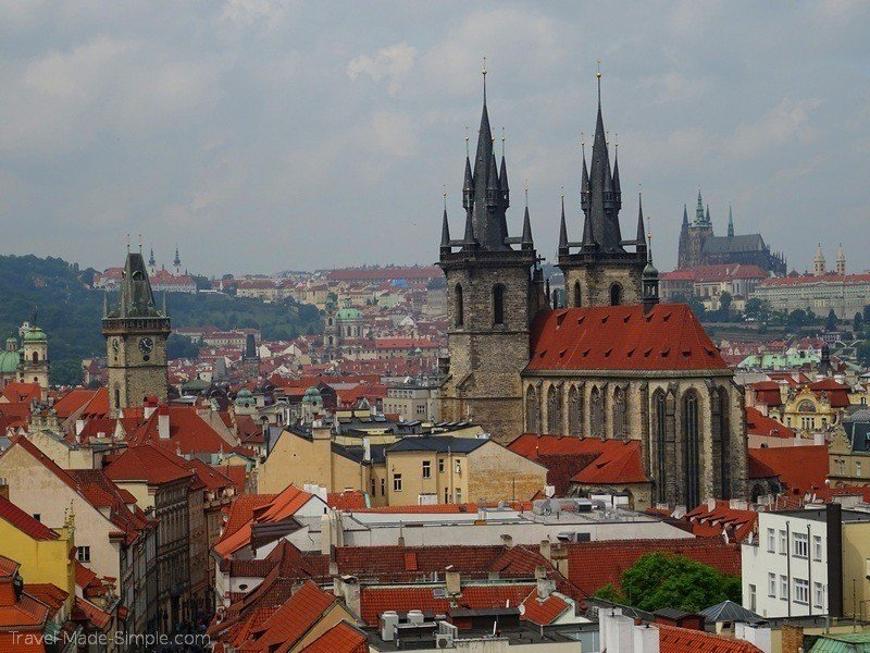 Prague itinerary: how to spend 3 to 5 days in Prague