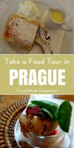 Check out our Eating Prague food tour review and see how we experienced the best food in Prague while learning about Czech history and exploring the city. | where to find the best Czech cuisine | where to eat in Prague | best restaurants in Prague | food tour in Prague #prague #cz #czechrepublic #czechia #czechfood #traveltips