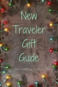 New Traveler Gift Guide - what to buy for the traveler in your life