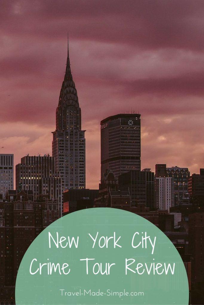 New York City Crime Tour Review