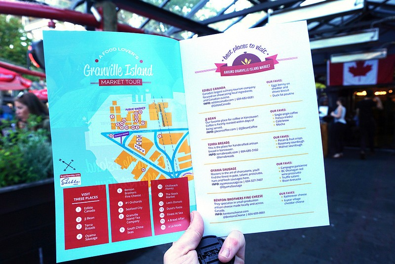 Vancouver Granville Island Market Food Tour Review