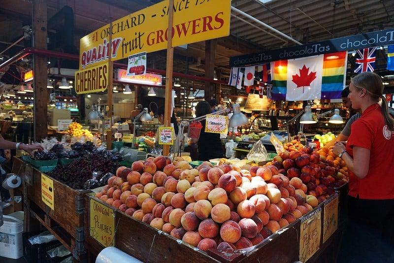 Vancouver Granville Island Market Tour Review