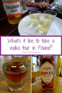 Eat Polska Warsaw vodka tour review
