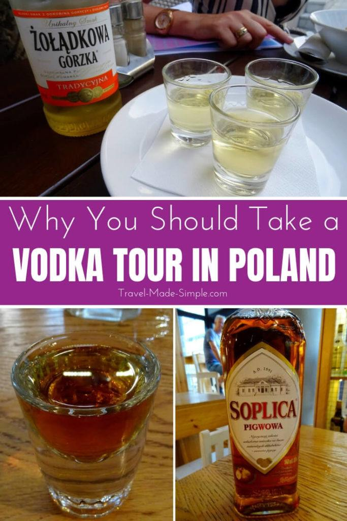 why you should take a vodka tour in Poland