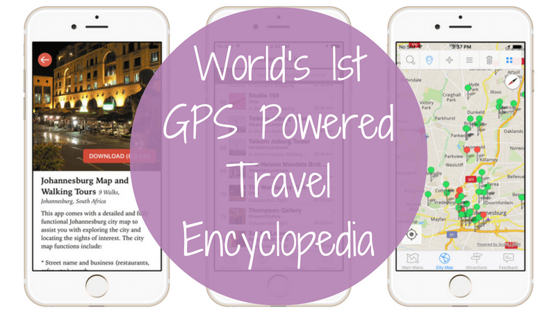 Introducing the World's 1st GPS Powered Travel Encyclopedia + Lifetime Membership