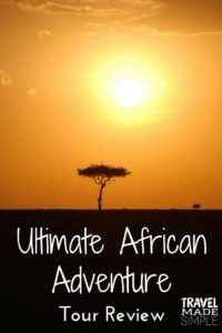 Ultimate African Adventure tour review