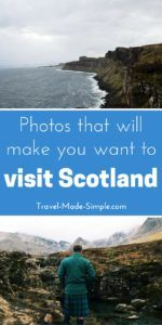 Check out Karen's 3 day Scottish Highlands tour review. She saw castles and gorgeous landscapes that will make you start looking for tours of Scotland. visit Scotland | Highlands of Scotland | Scotland vacations | Highland tours | best places to visit in Scotland