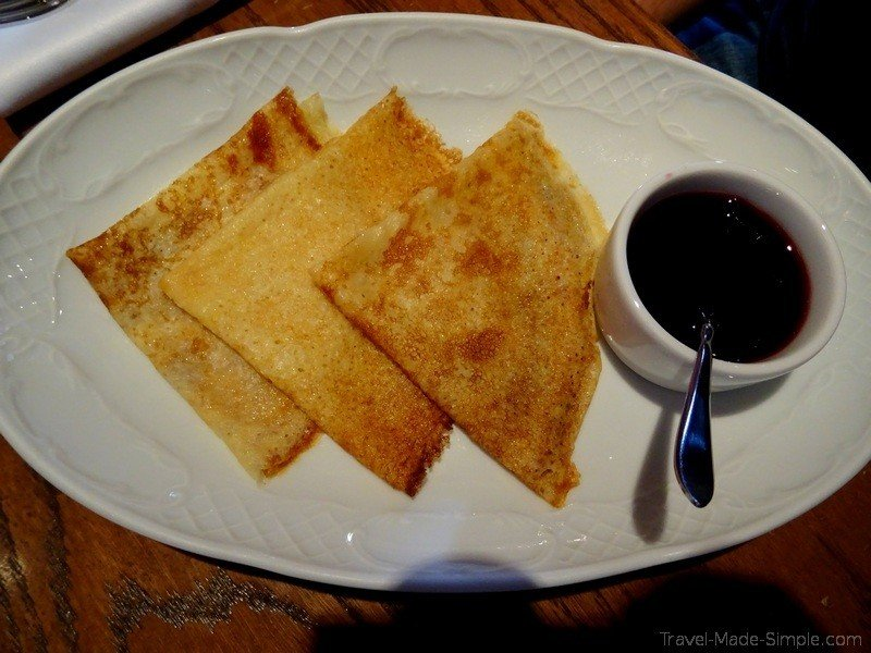 Viking Russia river cruise Moscow food tour blini