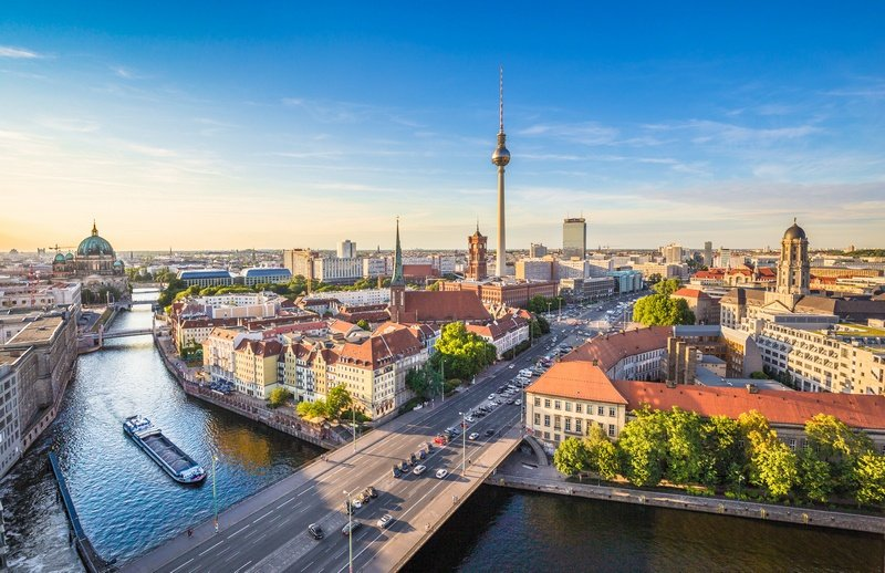 a week in Germany Berlin