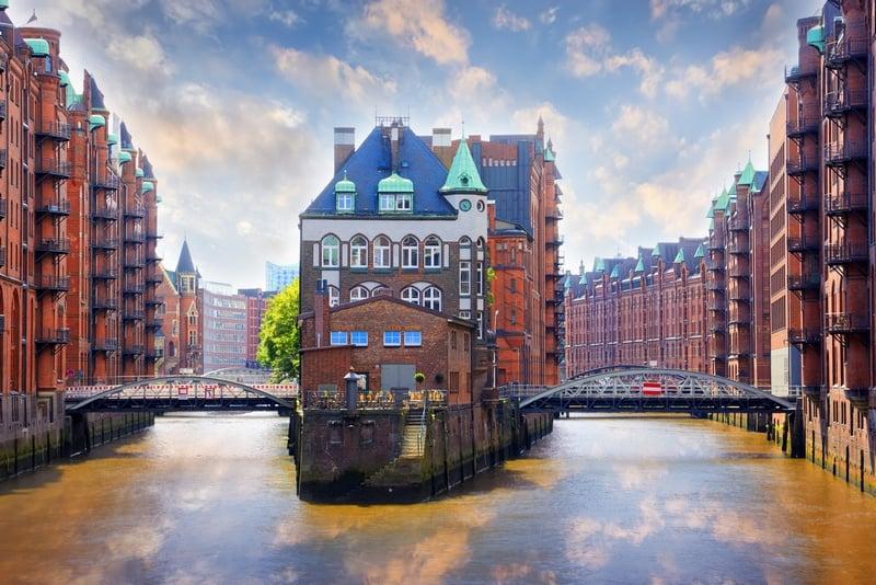 visit Hamburg Germany itinerary